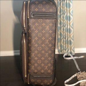 Louis Vuitton Bags - Louis Vuitton Pegase Business 55 carry-on suitcase